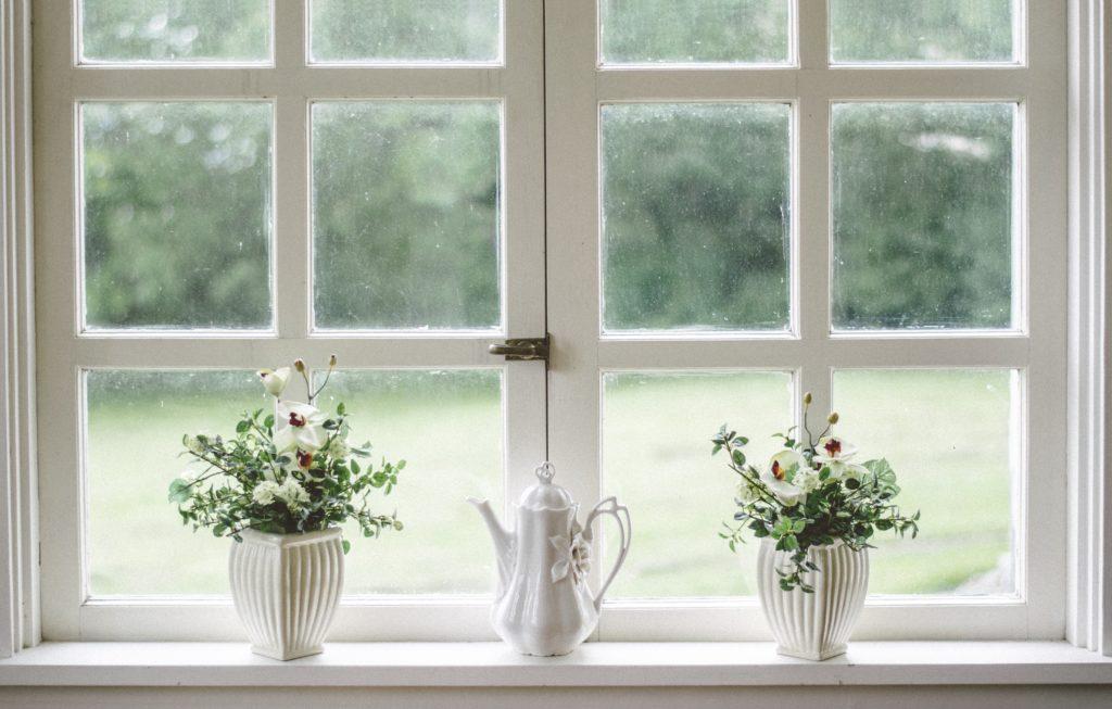 Löfberg Service fixar fönsterputsning åt dig!